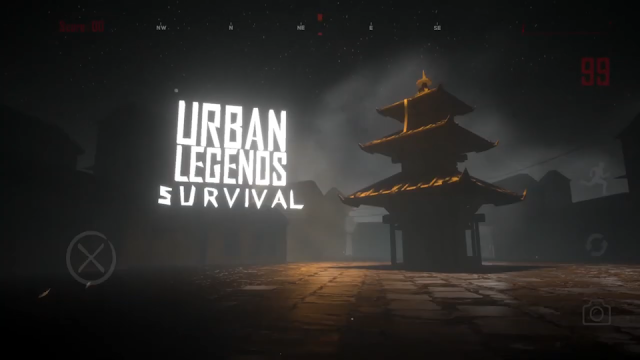 Uban Legends Survival 75mb Horror TPS 3D grafik game baru ajib android bisa Offline