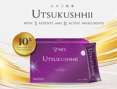 UTSUKUSHHII AFC Japan