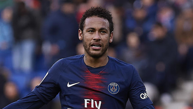 Barcelona 'offer £90m plus two players to PSG for Neymar'