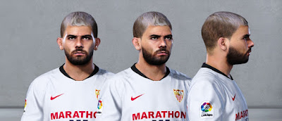 PES 2020 Faces Ever Banega by Owen31