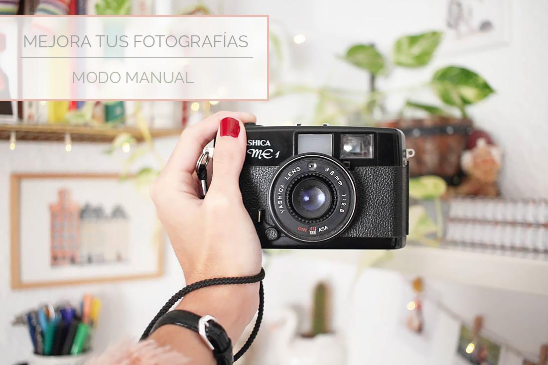 mejora tus fotografias modo manual