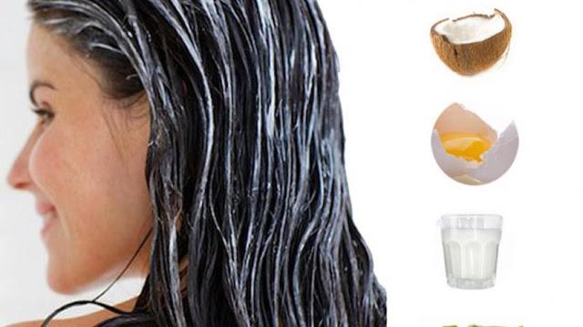 13 Cara Meluruskan Rambut Secara Alami 630f806f16