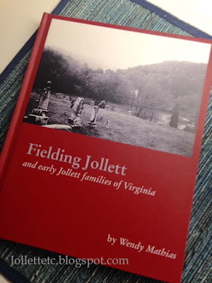 Book about Fielding Jollett  http://jollettetc.blogspot.com
