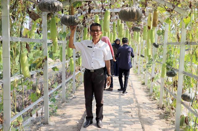 Selain Tempat Wisata, Taman Agro Akan Difungsikan Untuk Belajar Anak Sekolah
