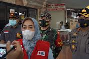 """Bupati Pantau """"Jateng di Rumah Saja"""", Bu Tiwi: Semoga Efektif Tekan Kasus Covid-19"""
