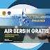 Prajurit TNI AD Anggota Yon Arhanud 2 Bagikan Air Bersih Gratis untuk Warga Desa Kademungan