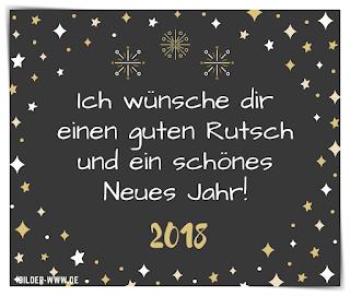 2018 Guten Rutsch
