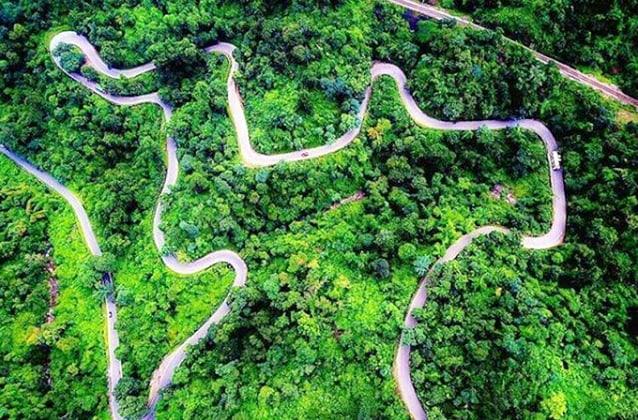 Anantagiri Hills, Andhra Pradesh