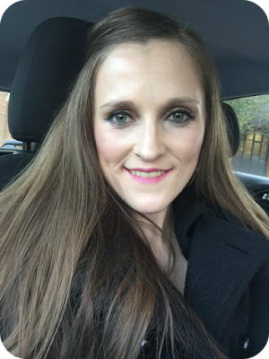 wearing primark ps pro lipstick in o2 provocative pink