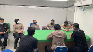 Kabid Humas Polda NTB : Peran Humas Sangat Penting Dalam Menyampaikan Kinerja Polisi Ke Masyarakat