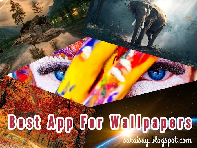 Best app for wallpapers-Hd quality free wallpapers-हिंदी में जानिए।