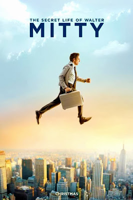 The Secret Life Of Walter Mitty 2013 Poster Oficial