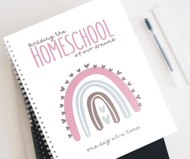muslim homeschool  planner sale