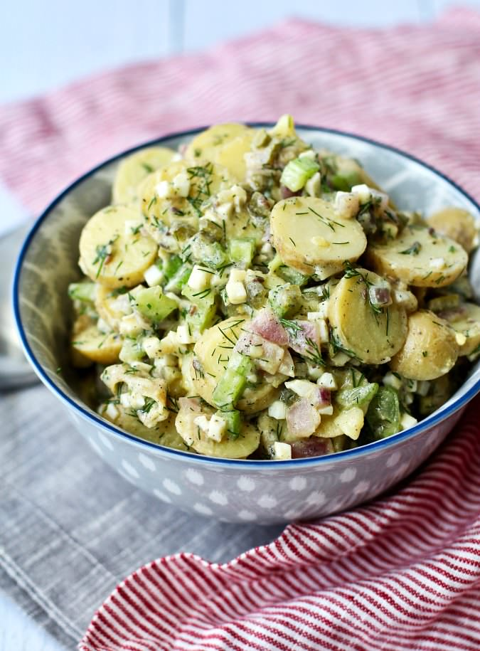 Austrian Potato Salad