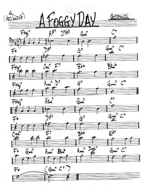 Partitura Trombón Gershwin