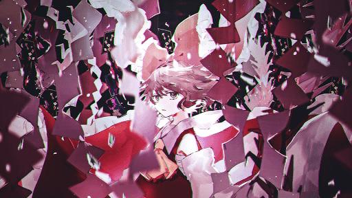 Reimu Hakurei - Touhou Wallpaper