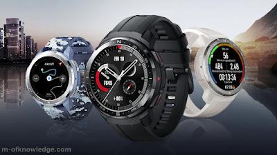 ساعة هونور واتش جي اس برو Honor Watch GS Pro