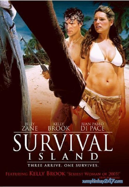 http://xemphimhay247.com - Xem phim hay 247 - Hoang Đảo Ba Người (2005) - Survival Island (2005)