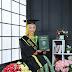 Wisuda Sonya Mahasiswi Universitas Islam Negeri Sultan Syarif Kasim