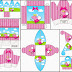Peppa Pig Fairy: Free Printable Boxes.