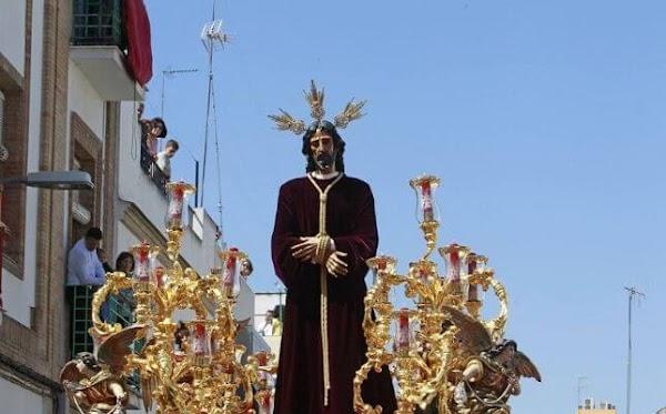 Santa Genoveva hará un misa a la hora de su salida el Lunes Santo