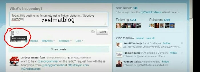 How to Share Images On Twitter