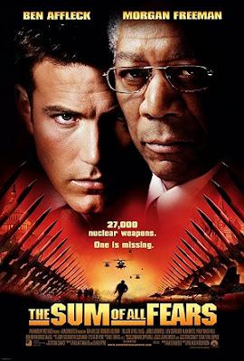 The Sum of All Fears (2002) 720p 950MB Blu-Ray Hindi Dubbed Dual Audio [Hindi – English] MKV