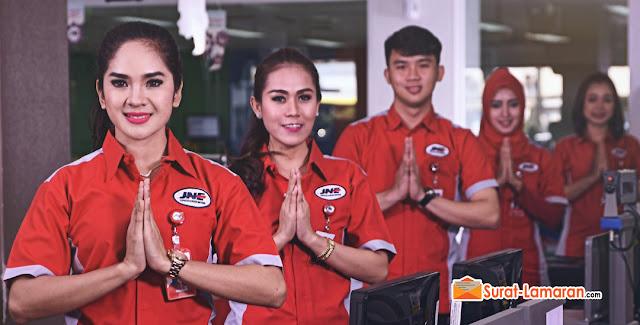 Lowongan Kerja JNE Jakarta Tingkat SMA/SMK Terbaru