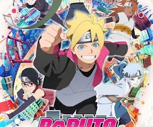 Boruto: Naruto Next Generations [198/???] [150MB] [TV] Emisión