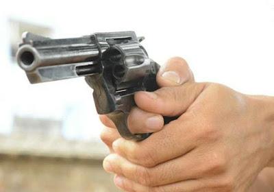 Homem dispara cinco vezes tentando matar desafeto a tiros na zona rural de São Bento, nesta terça-feira (09)