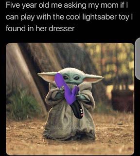 Baby Yoda Memes by @hood.fails on Instagram