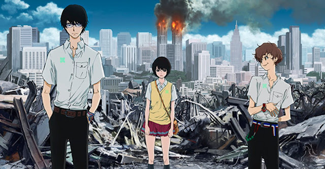 Download OST Opening Ending Anime Zankyou no Terror Full Version