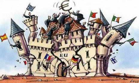 Η Ε.Ε. που δεν ξέρει (και το Βερολίνο που ξέρει) τι θέλει