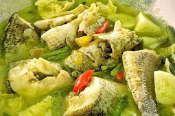 Resep ikan gabus garang asam