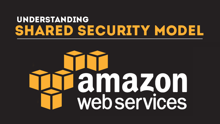 Understanding the Shared Security Model in Amazon Web Services