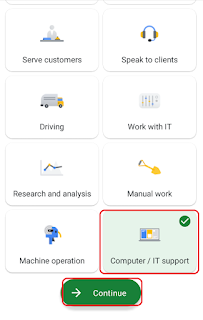 Google Kormo Job Application Kya Hai ?