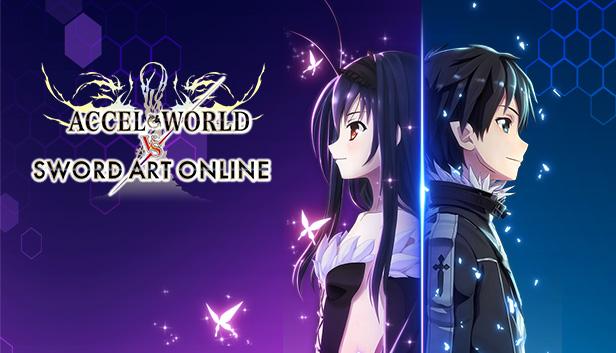 Jogo Accel World VS Sword Art Online Deluxe Edition [PC Steam]