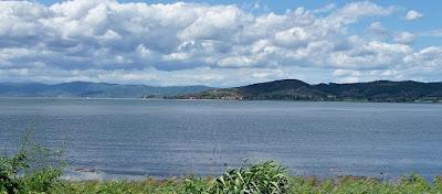 Il Lago Trasimeno in provincia di Perugia