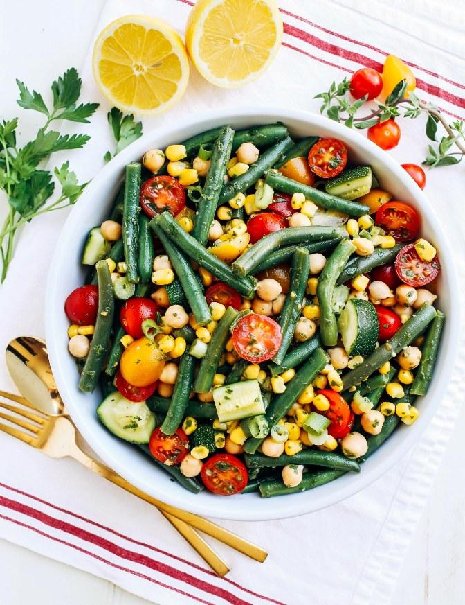 Summer Green Bean Salad