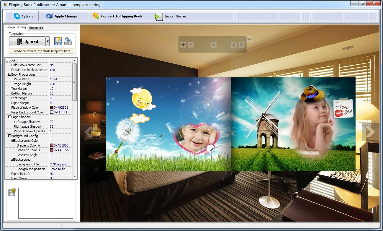 Sweet Wallpaper Hd Flipping Book Publisher Software