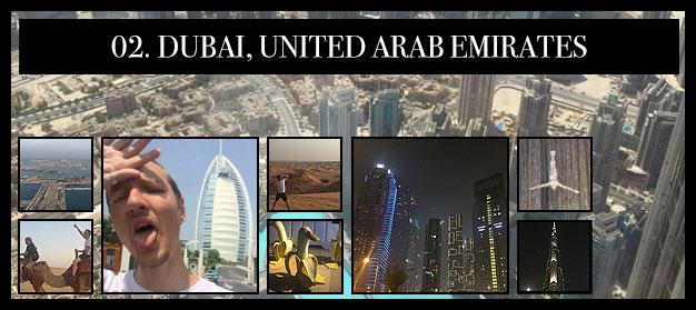 Worst to Best: Jarexit II: 2. Dubai, United Arab Emirates