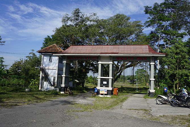 Gerbang Wisata BKK - Bendungan Kendalsari Klaten