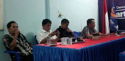 Nasdem Palopo Target Rebut Pimpinan DPRD