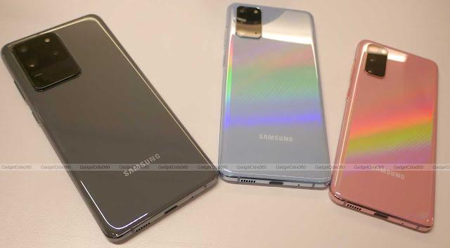 ସାମସଙ୍ଗ ଗାଲାକ୍ସି S20, ଗାଲାକ୍ସି S20 + ସୀମିତ-ଅବଧି କ୍ୟାସବ୍ୟାକ୍ ଅଫର୍ ପାଆନ୍ତୁ, ଭାରତରେ ଏକ୍ସଚେଞ୍ଜ ରିହାତି (Limited Period Cashback Samsung Galaxy S20, Galaxy S20+)