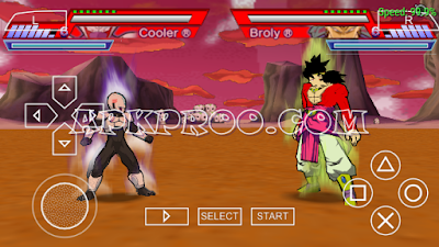 Game Dragon Ball Z Shin Budokai 2 Mod Fukkatsu For Android Full Version Free Download
