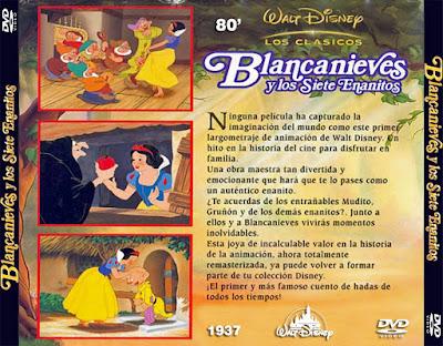 Blancanieves y los 7 enanitos - [1937]