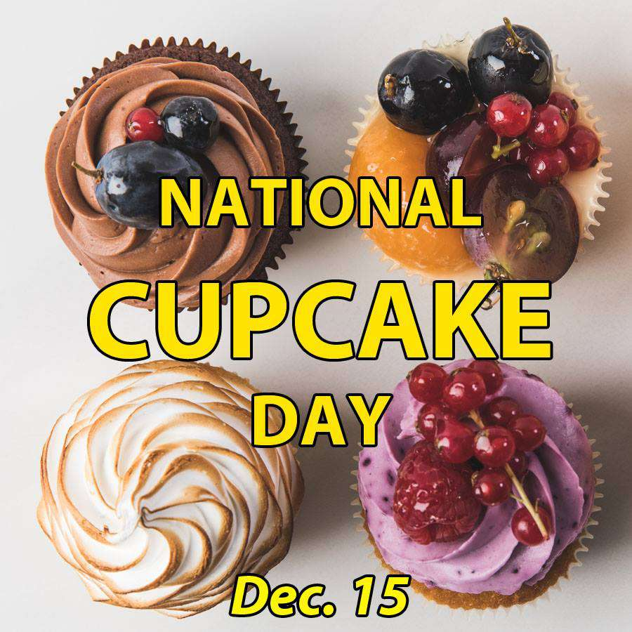National Cupcake Day Wishes Awesome Picture