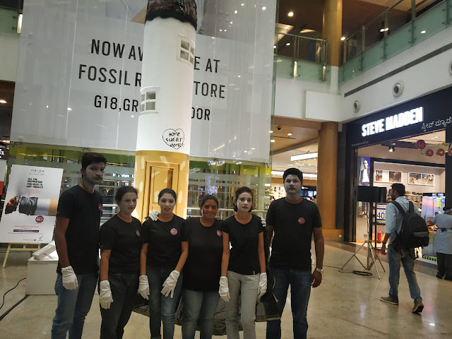 Orion Mall makes a difference on World No Tobacco Day