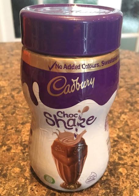 Cabdury Choc Shake for Milkshakes