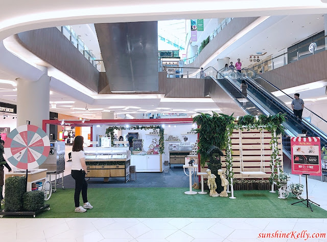TheFaceShop Pop-Up Store, The Starling Mall, The Face Shop Malaysia, The Face Shop, THEFACESHOP, Pop Up Store, Korean Cosmetics, K Beauty